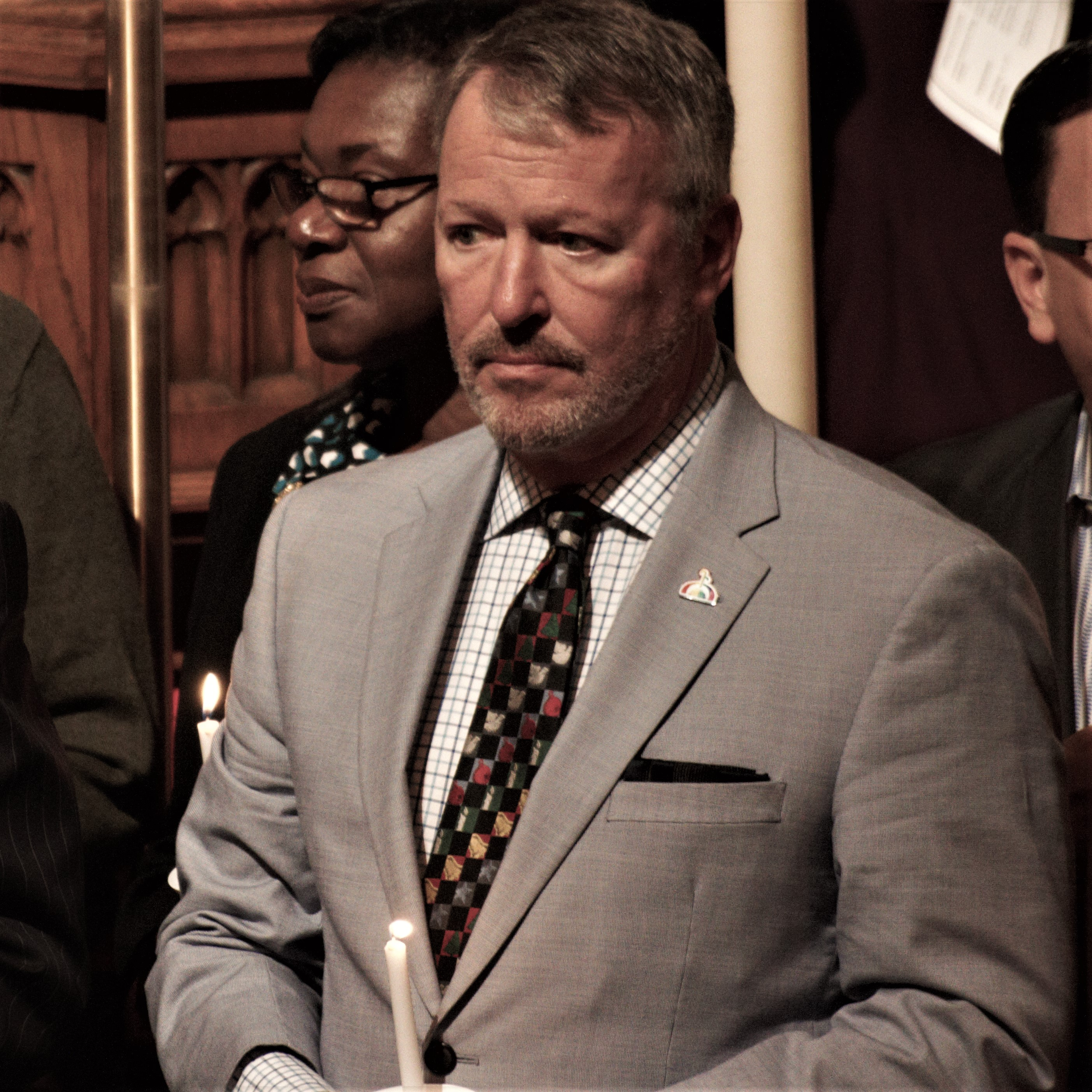 IDignity's Homeless Memorial Service - Mayor Buddy Dyer