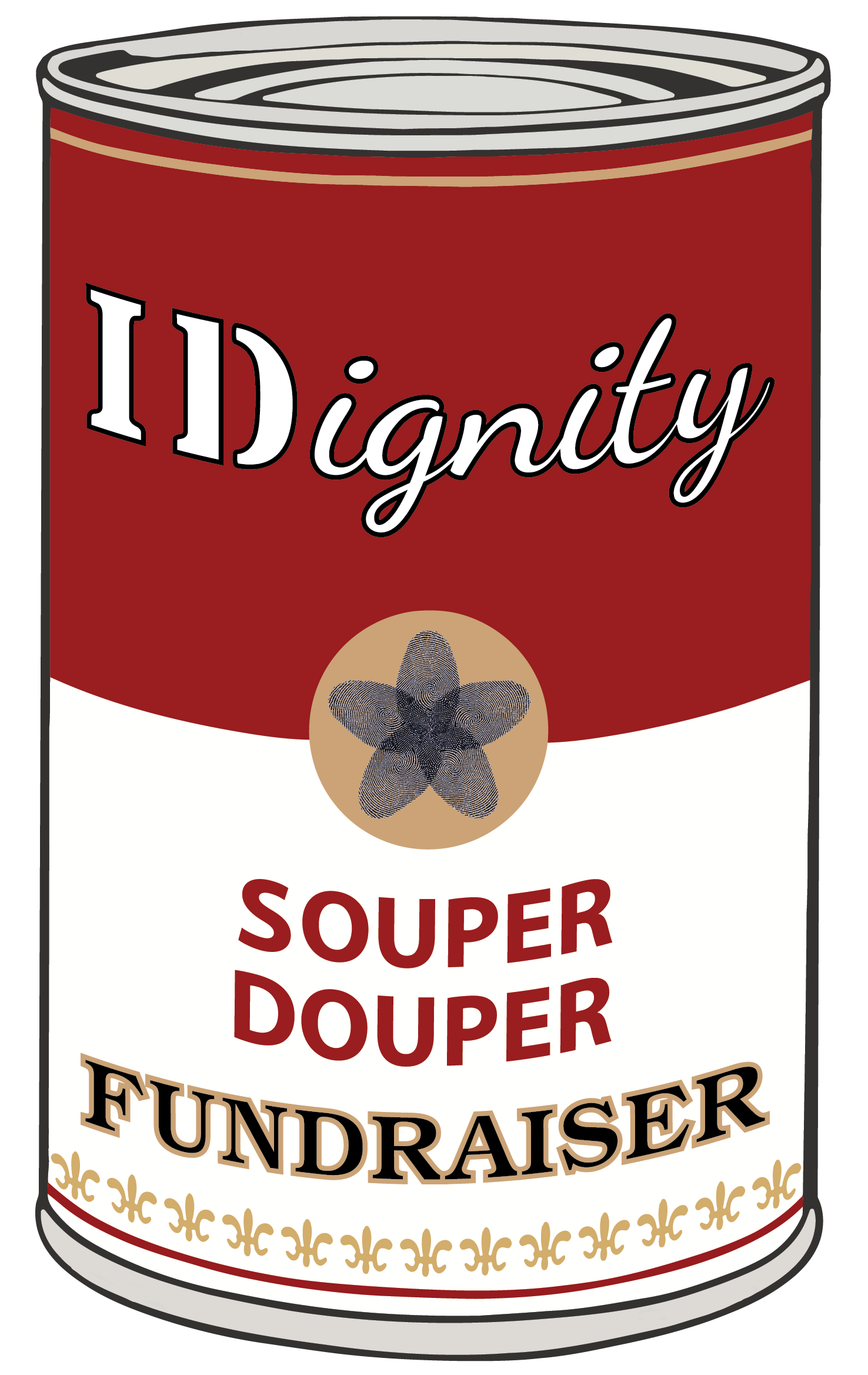 IDignity Souper Douper Can Logo