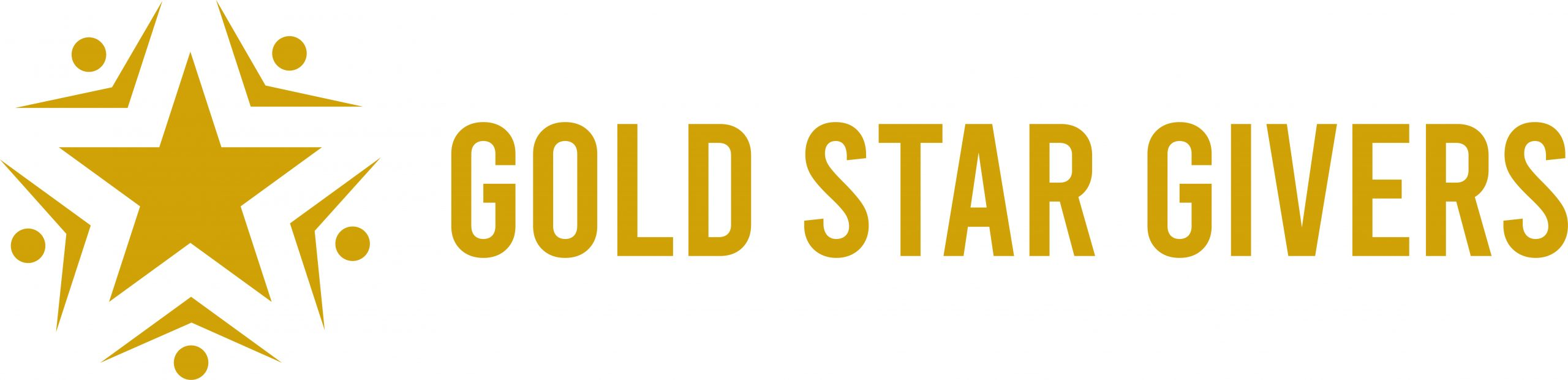 IDignity Gold Star Givers Logo - Landscape